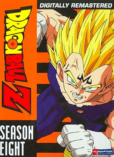 DRAGON BALL Z:SEASON 8 BY DRAGON BALL Z (DVD)